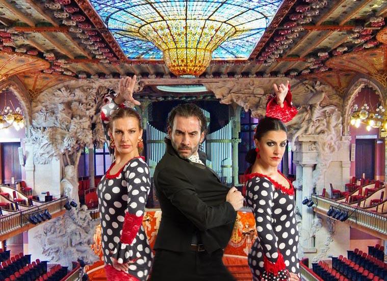 show-de-flamenco-em-barcelona-palau-de-la-musica-catalana