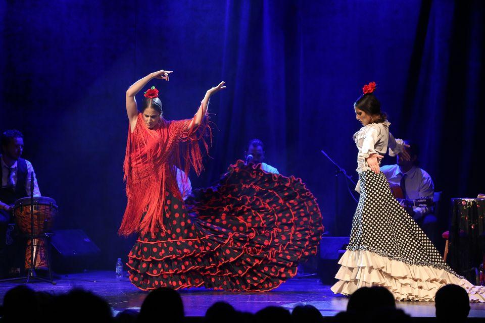 show-de-flamenco-em-barcelona-city-hall