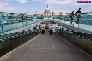 Londres Millemium Bridge