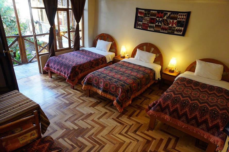Ollamtaytambo Hostel Andenes