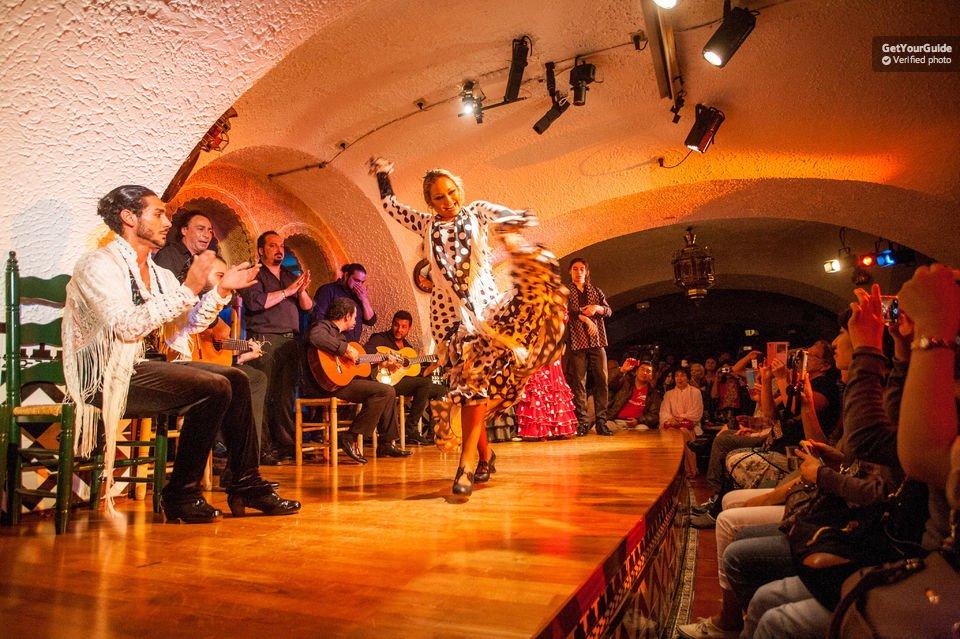 show-de-flamenco-em-barcelona-tablao-cordobes