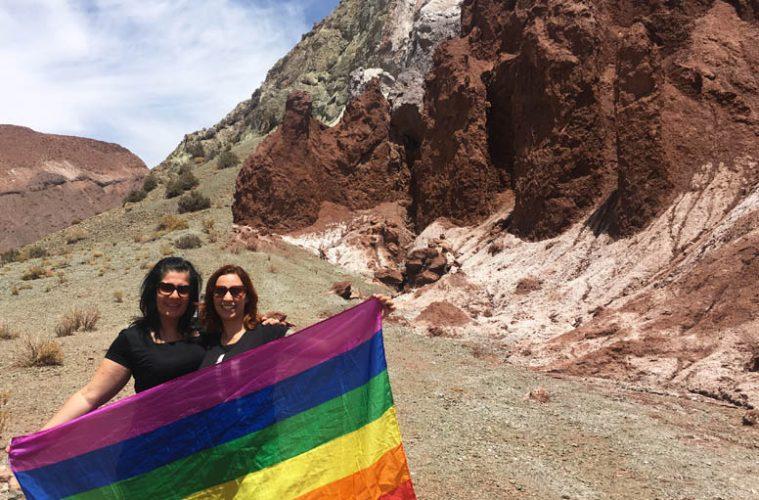 Vale do Arco Iris Atacama Guia Passeio