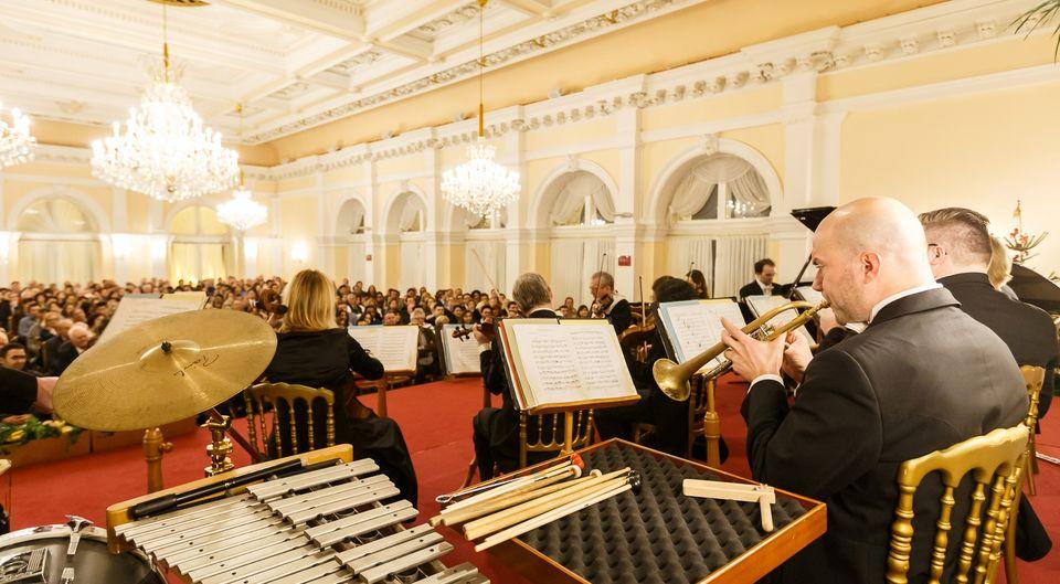 Concerto de Mozart e Strauss no Kursalon Wien. Foto: GetYourGuide.