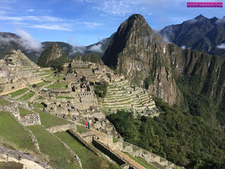 Machu Picchu, o primeiro destino dos meus sonhos...