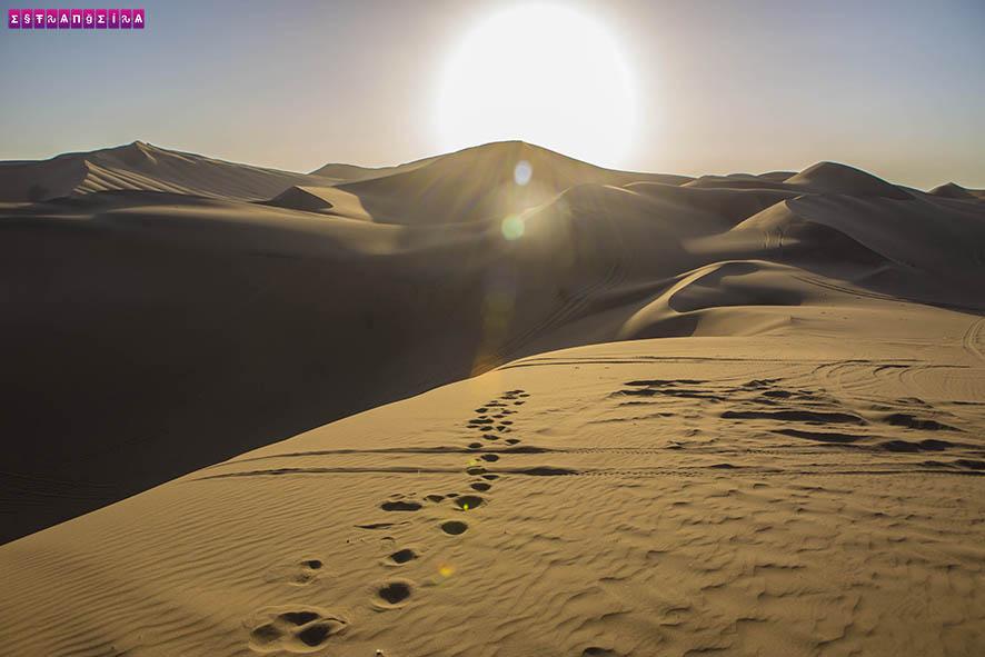 Ica Huacachina dunas