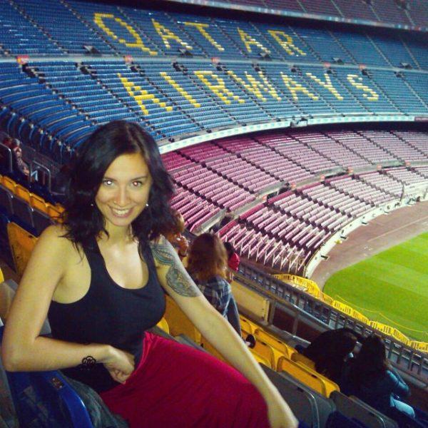 estadio barcelona fc museu do barcelona