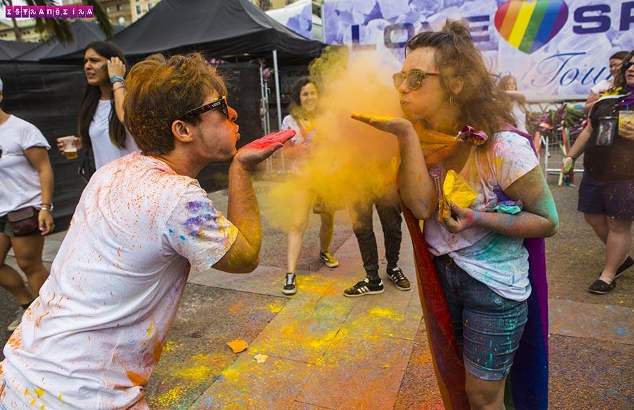 Pride-Barcelona-LGTB-Holi 2