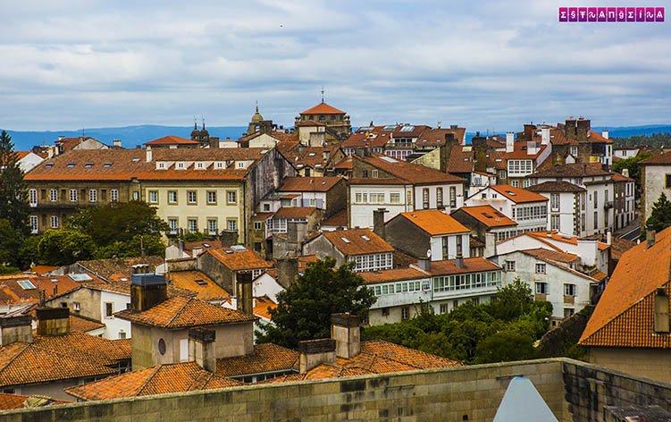 Santiago-Compostela-centro-histórico
