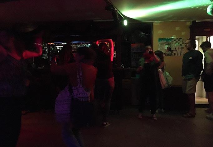 gay clubs in santiago de compostela