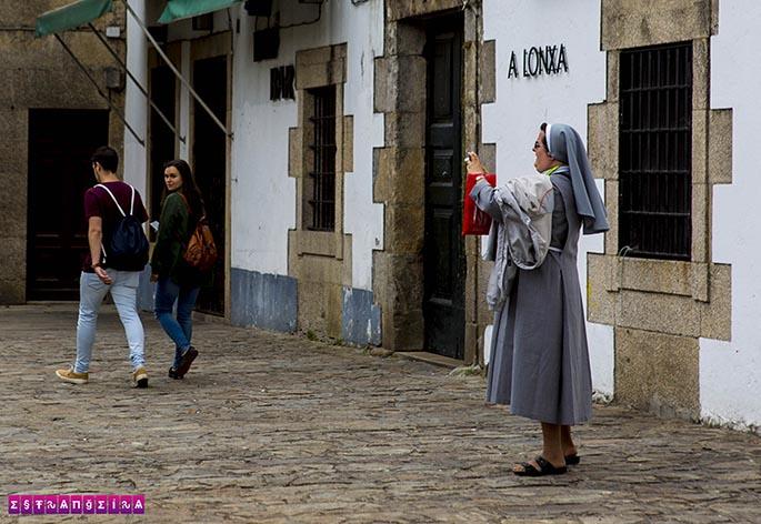 Santiago-Compostela-freira-oficina-do-peregrino
