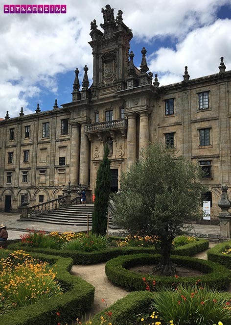 antiago-Compostela-mosteiro-San-Martinho-Pinario