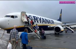 Aviao Ryanair