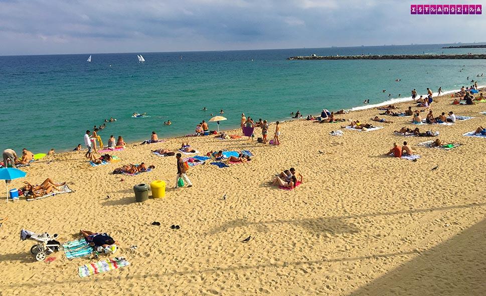 barcelona-na-primavera-praias-mar