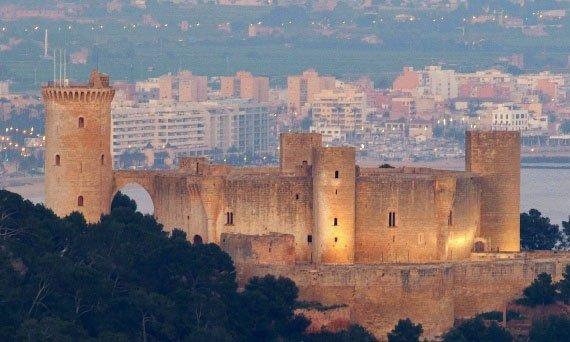 Castelo-Bellver-Maiorca