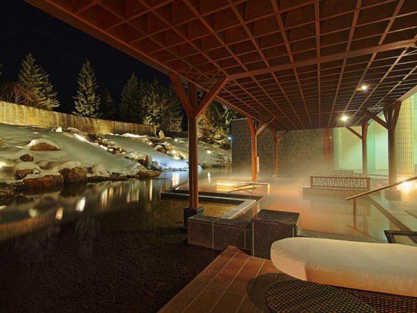 Japao banho publico externo