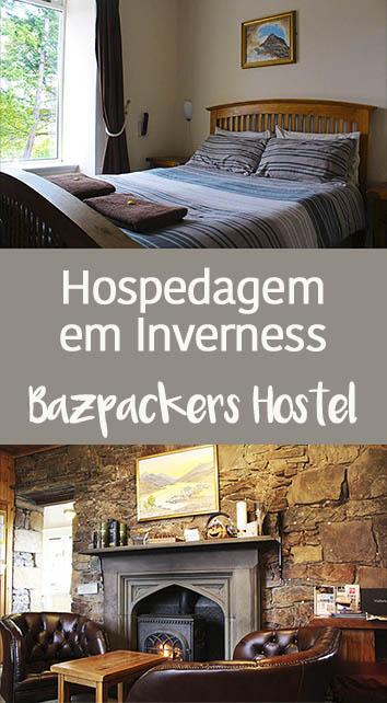 Hospedagem em Inverness: Bazpackers Hostel