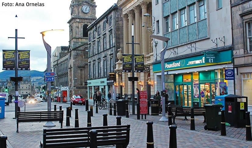Inverness-Escocia-centro