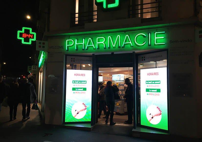 Tem Na Web - Citypharma e outras farmácias baratas em Paris