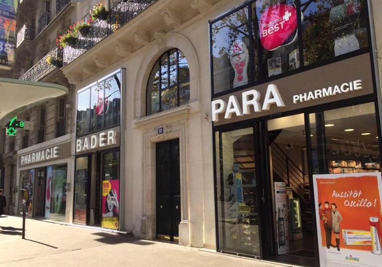 Pharmacie Bader