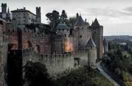 Hotel castelo na França