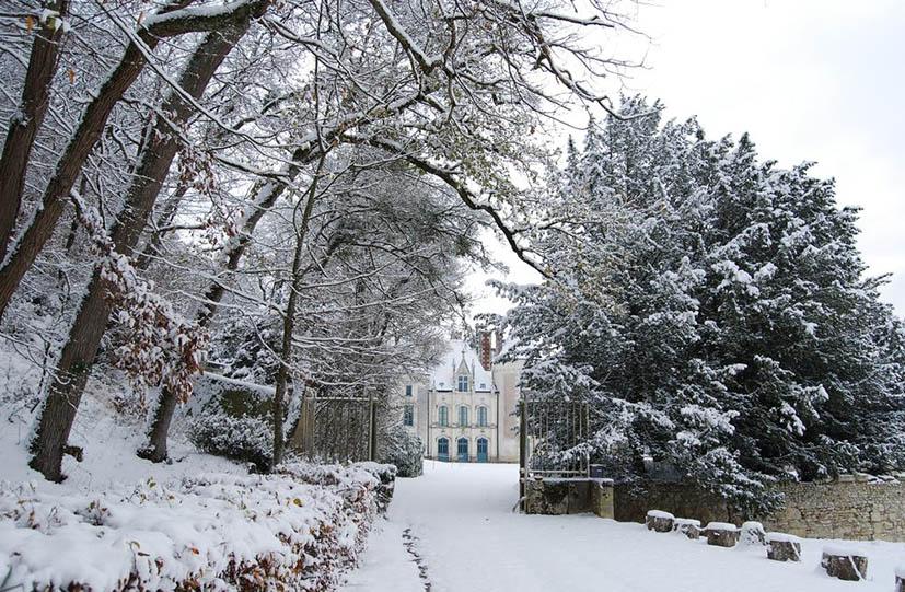 hoteis-em-castelo-na-frança-abbaye-des-arpentis
