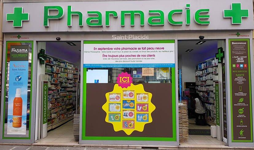 la generale pharmacie