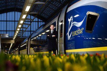 eurostar Londres Amsterdam