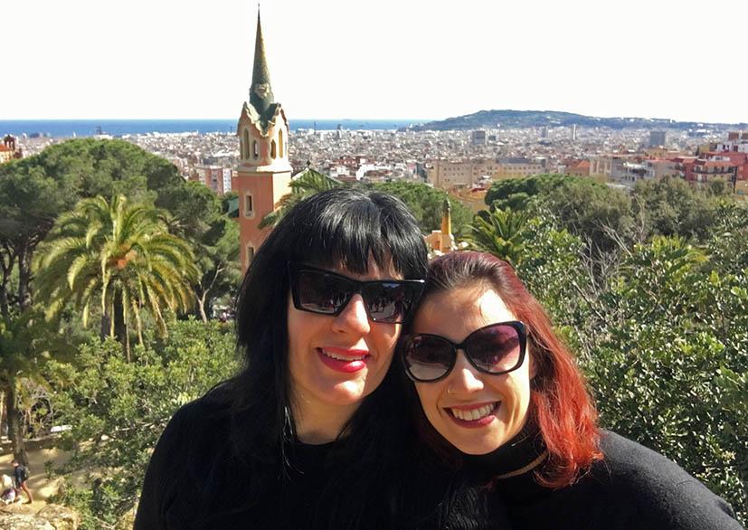 Barcelona-Parque-Guell-vista