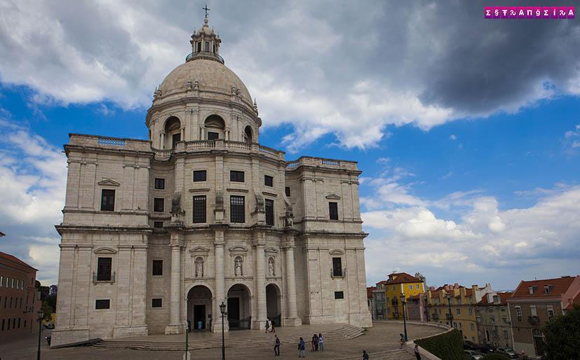 Lisboa-Portugal-Panteao-nacional
