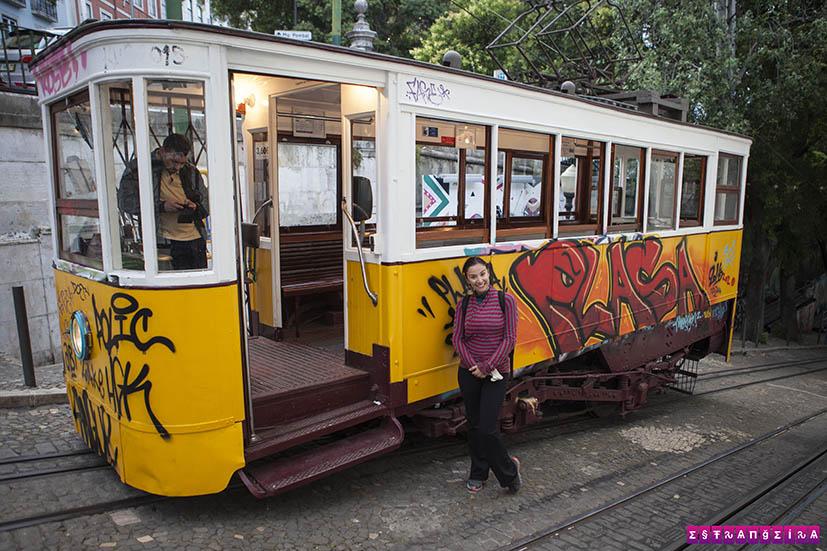 Lisboa-Portugal-bonde