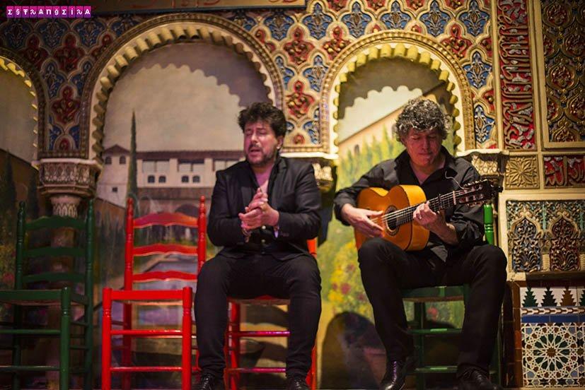 Tablao-Flamenco-Torres-Bermejas-Madrid