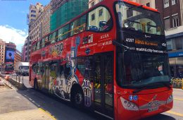 Madrid-City-Bus