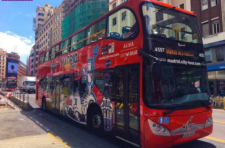 Madrid-City-Bus