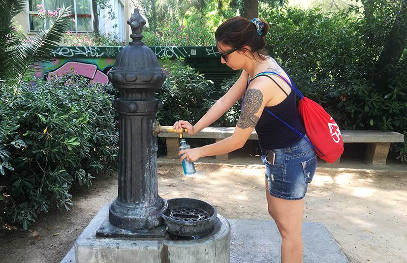 barcelona-fonte-agua