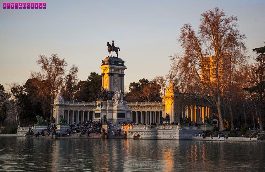 como-ir-de-barcelona-a-madrid-parque-del-retiro