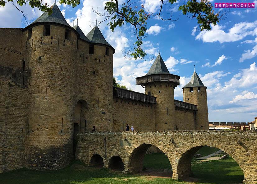 viagem-carro-espanha-franca-andorra-carcassonne-castelo