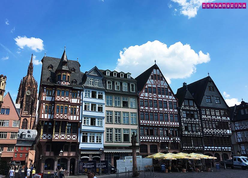 Tem Na Web - O que fazer em Frankfurt (em poucas horas!) - Roteiro e dicas