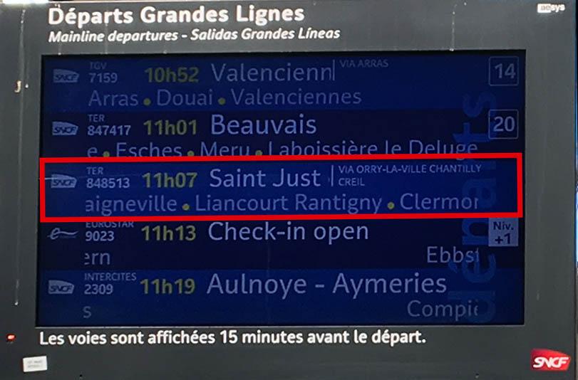 Como-chegar-no-Castelo-de-Chantilly-trem