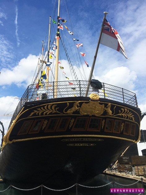 o-que-fazer-em-bristol-inglaterra-barco-ss-great-britain
