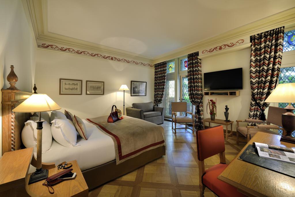 onde-ficar-em-carcassonne-franca-hotel-de-la-cite-castelo-quarto