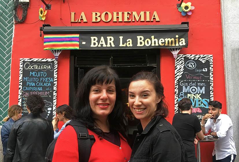 lesbicas-em-Madrid-La-Bohemia-lgbt