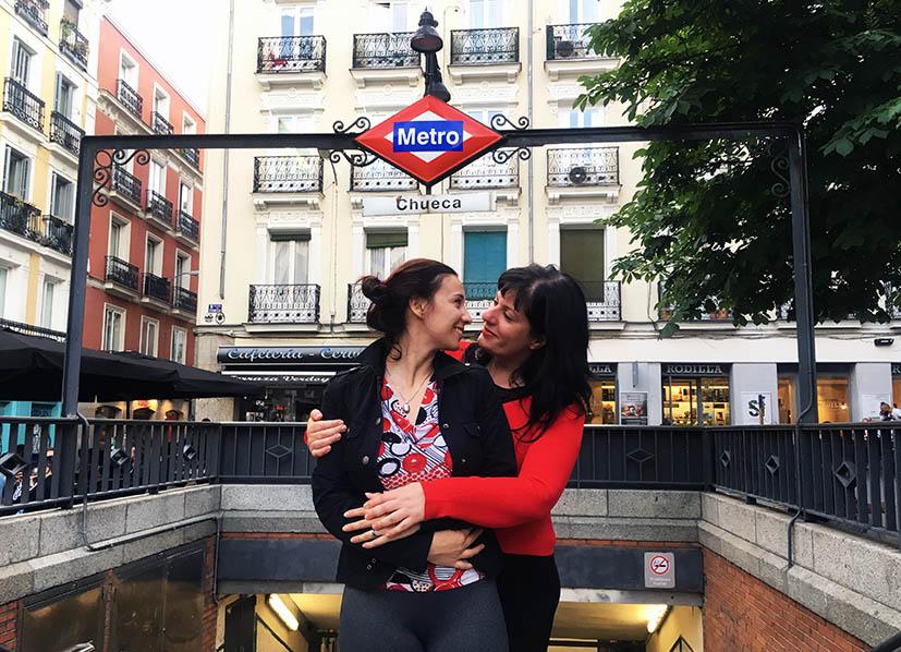 Tem Na Web - Bares, festas e rolês para lésbicas em Madrid - Estrangeira