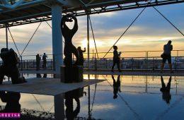 Paris-Centre-georges-pompidou-esculturas