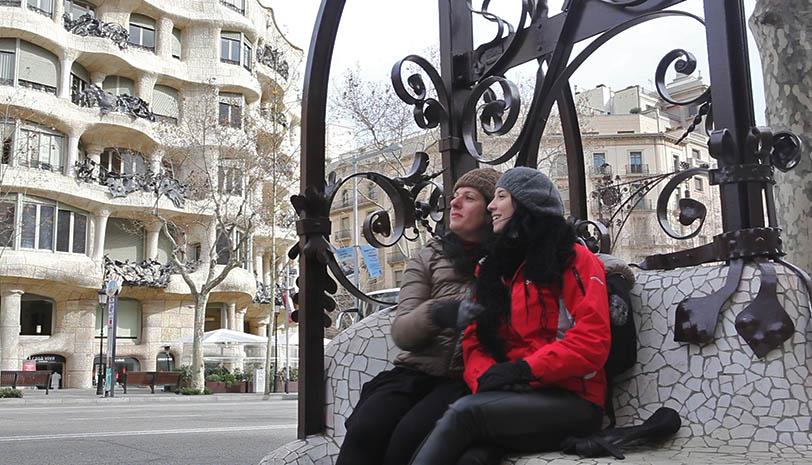 Tem Na Web - Barcelona no inverno: temperaturas, que roupas usar e o que fazer! - Estrangeira