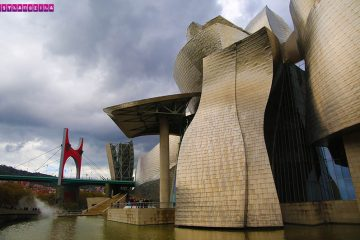 Bilbao-espanha-guggemheim-arquitetura
