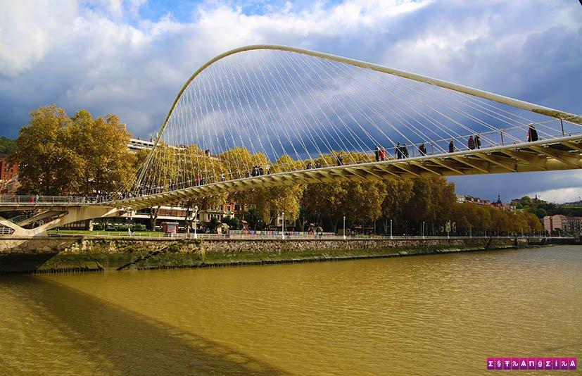 Bilbao-espanha-ponte-calatrava-zubizuri