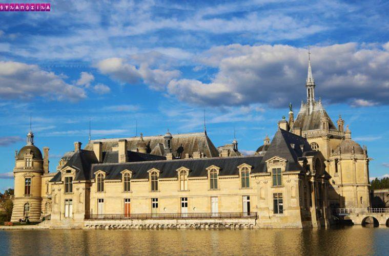 Castelo-de-chantilly
