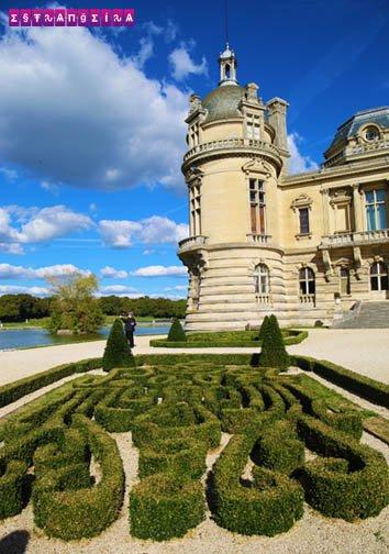 castelo-de-chantilly-domaine-franca-jardim-geometrico