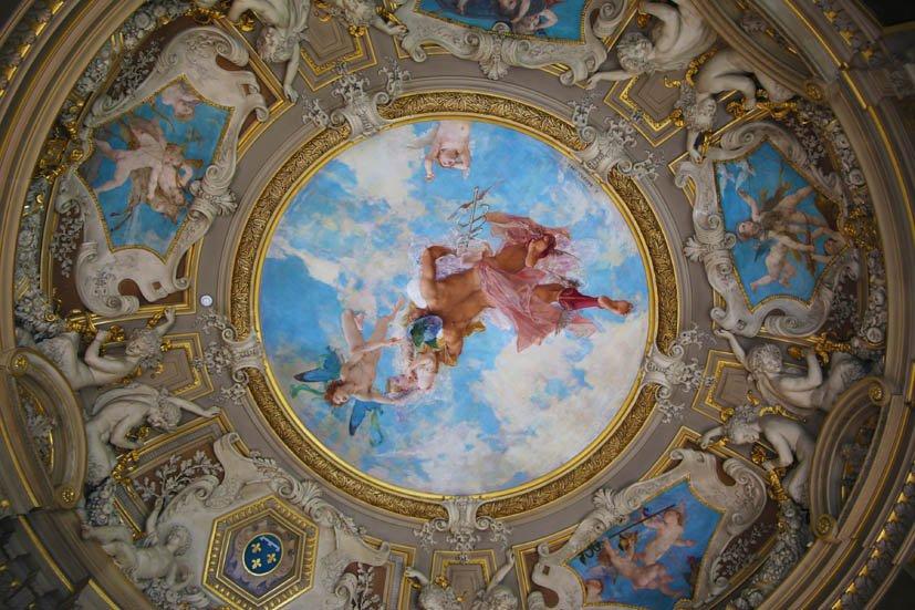 castelo-de-chantilly-domaine-franca-paris-teto-pintura