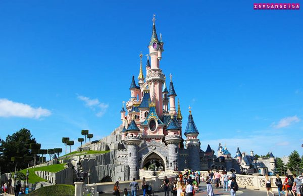 Disney-paris-castelo